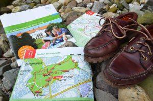 Am 1. Mai die Wanderschuhe schnüren? Mit den Tourentipps des Kreises Unna kein Problem.  Foto: B. Kalle – Kreis Unna