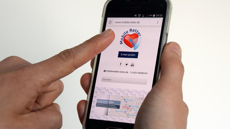Rettungs-App