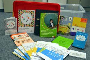 Starterbox Sprachbildung. Foto: Kreis Unna