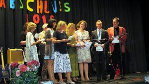 Chor der KlassenlehrerInnen