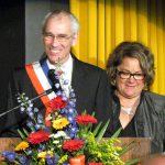 Patrice Leclerc und Partnerschaftsbeauftragte Angelika Joormann-Luft