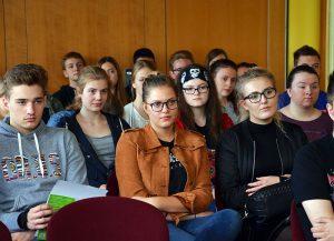 Die Workshops beim 7. Hochschultag waren gut besucht. Foto: B. Kalle - Kreis Unna
