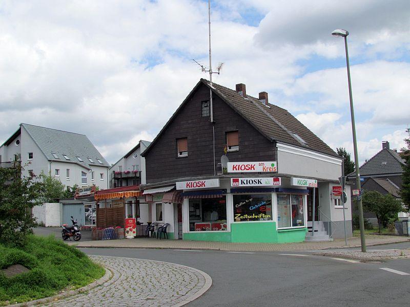 Kiosk am Kreis an der Schulstraße in Weddinghofen