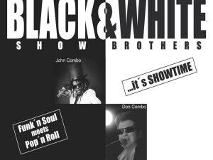 Black & White Show Brunnenfest 2016