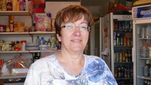 Büdchen-Besitzerin Heike Oesterschulze möchte beim 2. Tag der Trinkhallen unbedingt wieder dabei sein.