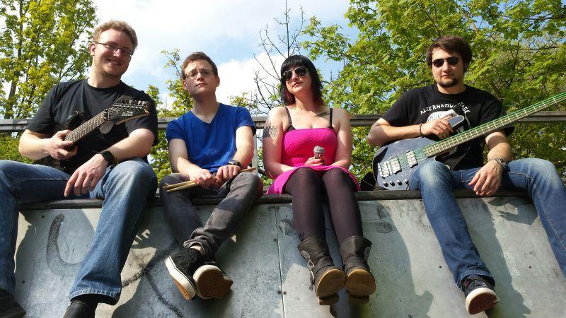 """Die Bergkamener Band """"Petra Pan"""" spielt während der """"Langen Nacht der Jugendkultur"""" am Samstag im Yellowstone."""