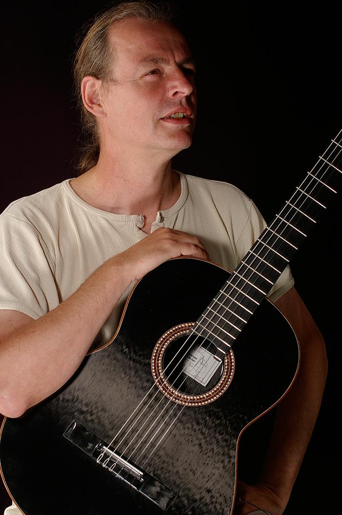 Gitarrist Buck Wolters Fotos: Veranstalter