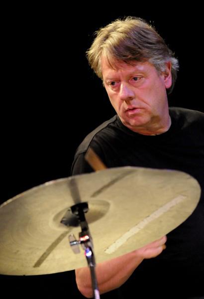 Schlagzeuger Martin Blume
