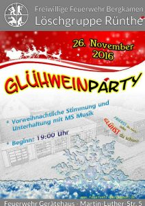 gluehweinparty