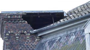Die gravierenden Bauschäden am Haus Jockenhöfer sind nicht zu übersehen.