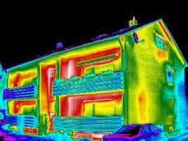 Mit Thermografie Energieverlusten auf die Spur kommen. Foto: John Trenaman BQS GmbH