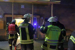 Fotos: Feuerwehr Werne