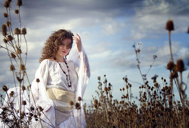 Die Sängerin Belonoga aus Bulgarien verzaubert am 16. Januar ihr Publikum im Trauzimmer der Marina Rünthe.
