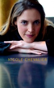 Sopranistin Nicole Chevalier