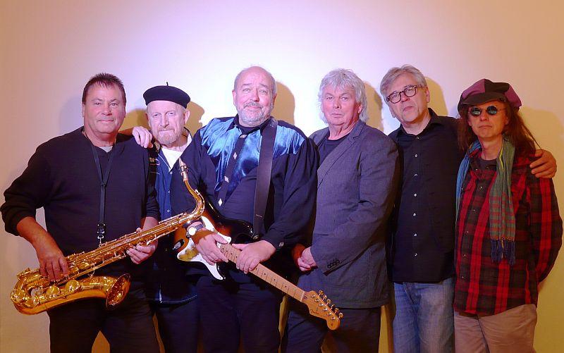 The Blues Ramblers. Foto: Hannah Biermann