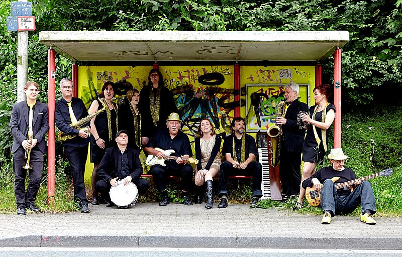 Yellow Express Foto: Jens Hocher