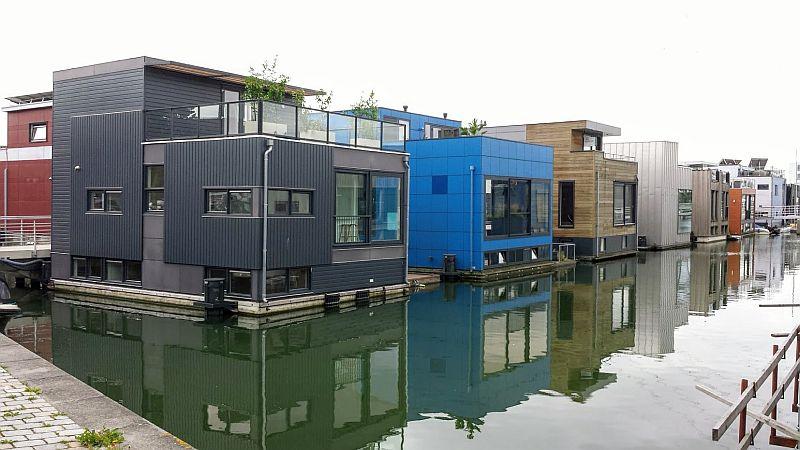 grundst cksverkauf in der wasserstadt startet ab 2020 g nstiges heizen mit grubenwasser. Black Bedroom Furniture Sets. Home Design Ideas