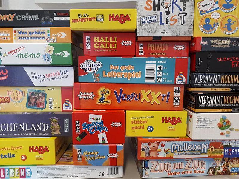 Spiele Für Groß Und Klein